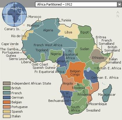 A history of africa chapter 7 part 2 africa after the scramble only abyssinia and liberia remain independent microsoft encarta encyclopedia 2003 1993 2002 microsoft corporation gumiabroncs Choice Image
