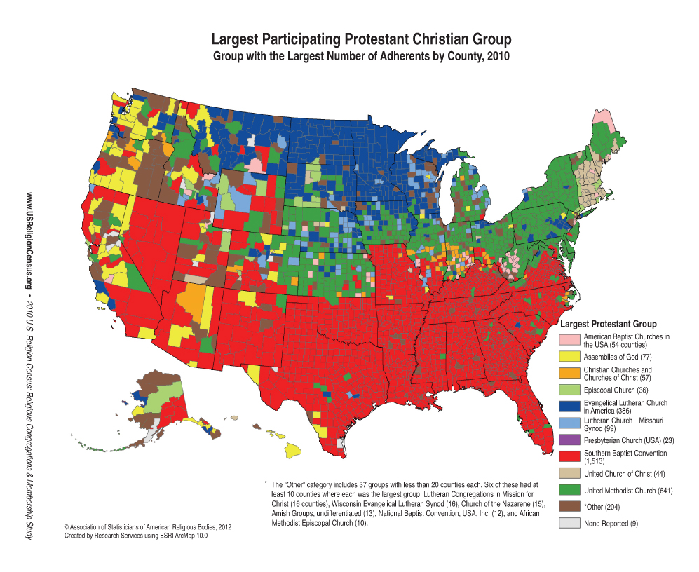 protestantism in the united states mainline Finding pride in dwindling mainline  right in the public affairs of the united states because the  pride in dwindling mainline protestantism.