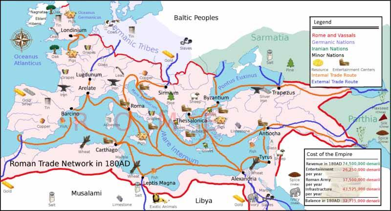 A History of Europe, Chapter 4