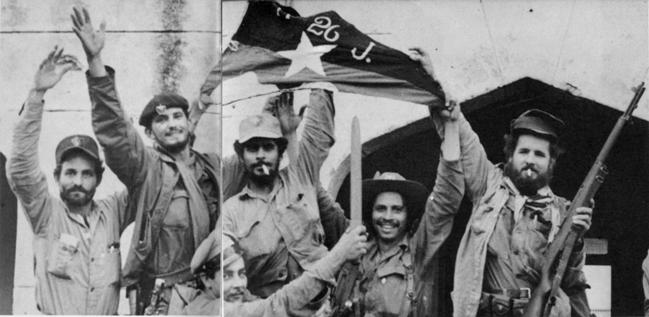 Fidel Castro 1959 Cuban Revolution Uncle Sam's Backyard, ...