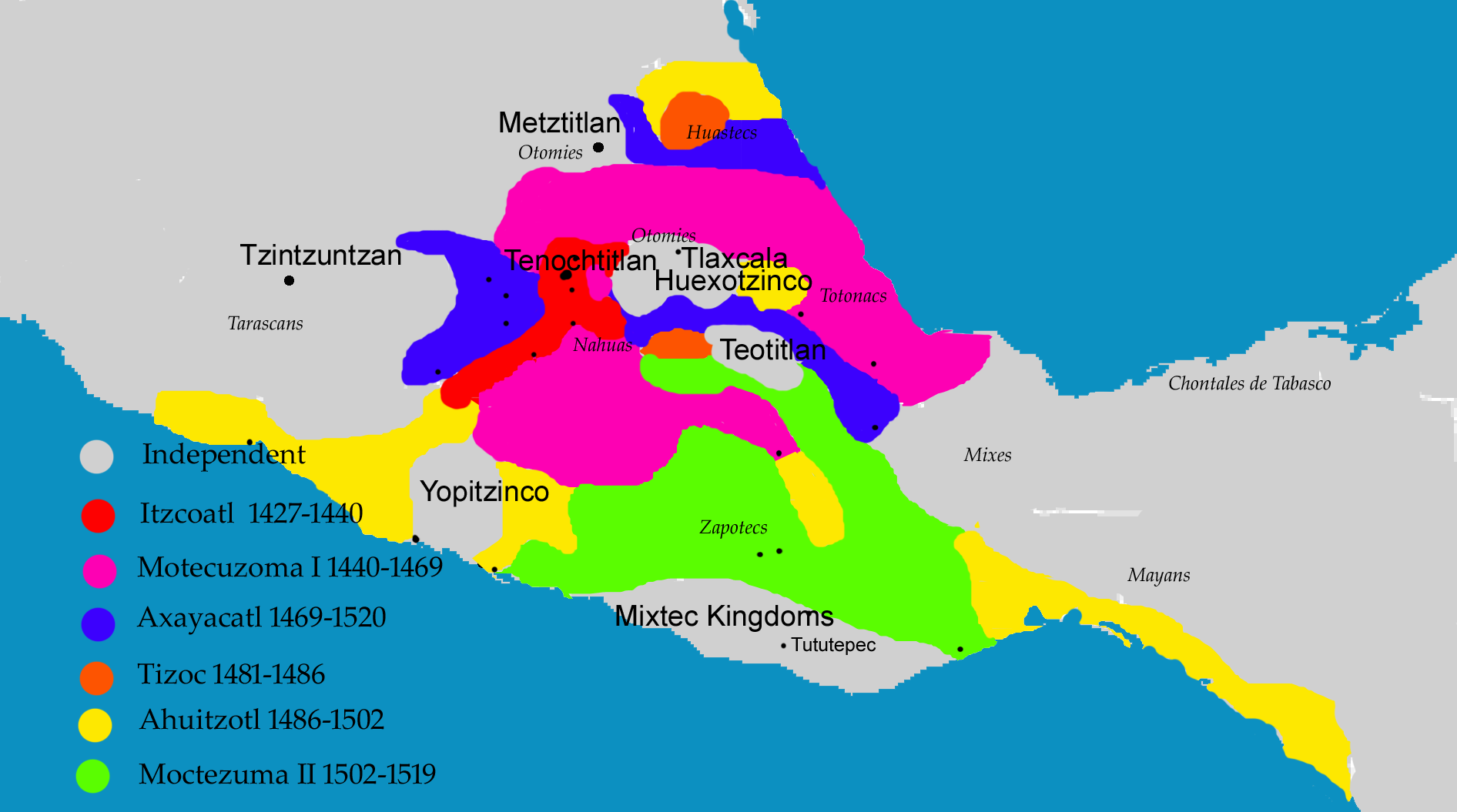 geography of the ancient aztecs The maya: ancient timekeepers aztec legends and calendars  the maya,  inca, and aztecs built great civilizations in mexico and in central and south.