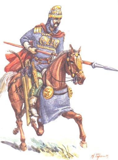 Sarmatian Warrior