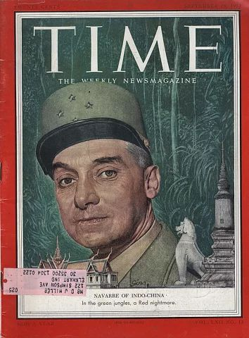 Time magazine, December 28, 1953.
