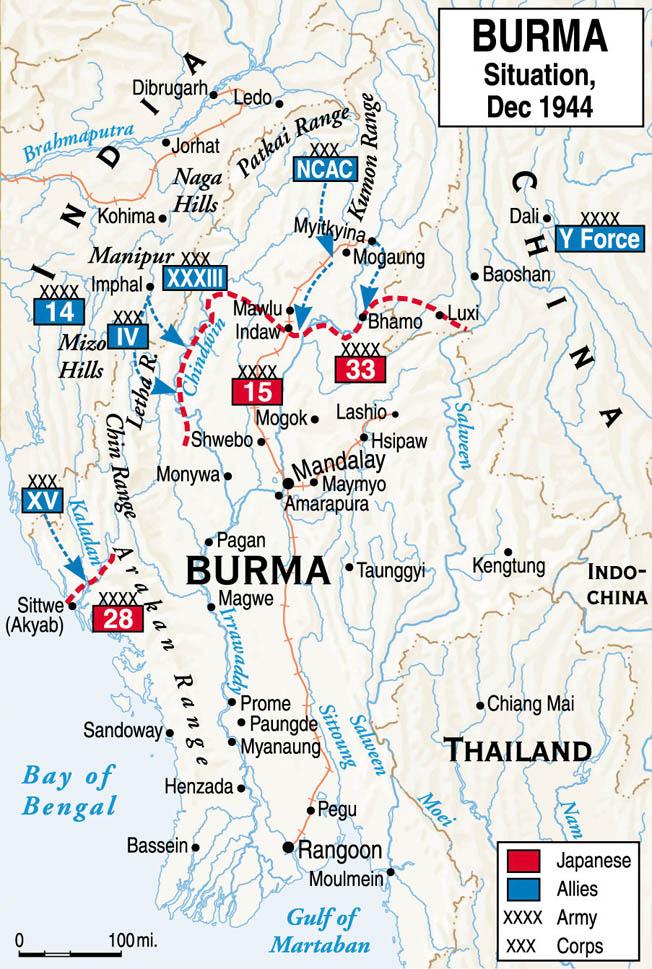 Burma December 1944.
