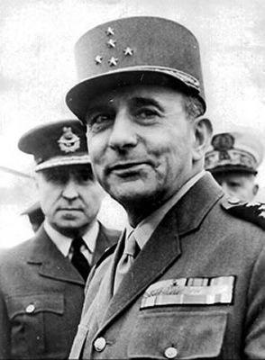 General de Lattre.