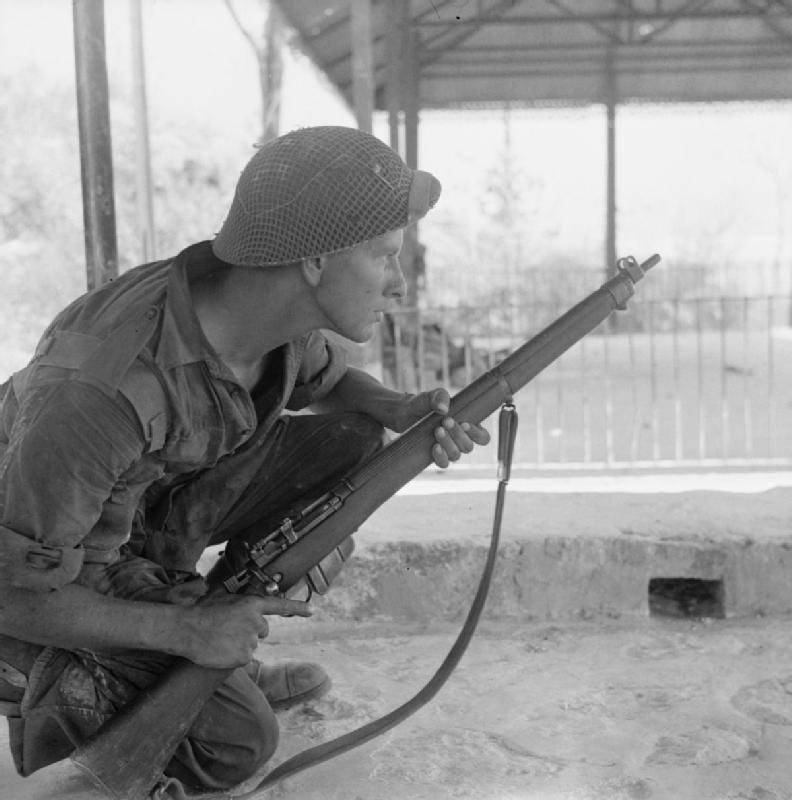British soldier, Ft. Dufferin.