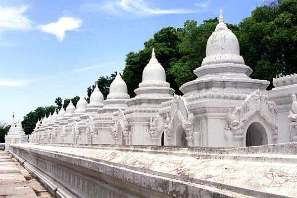 Kutho Daw shrines