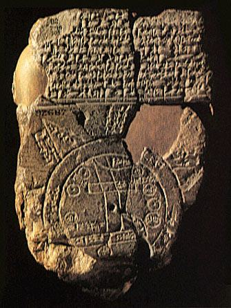 Cuneiform Map