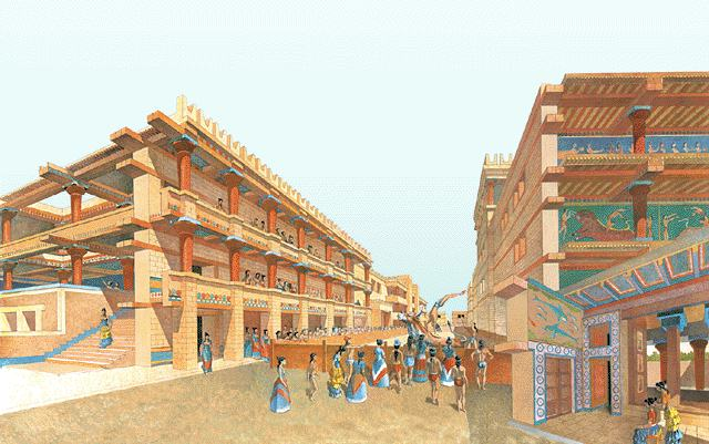 Minoan Wide World of Sports